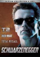 Schwarzenegger 3-Film Collection Movie