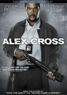 Alex Cross (DVD + Digital Copy + UltraViolet) Movie
