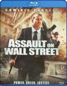 Assault On Wall Street Blu-ray