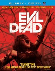 Evil Dead (Blu-ray + Ultraviolet) Blu-ray