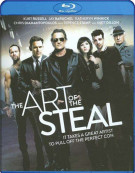 Art Of The Steal, The Blu-ray