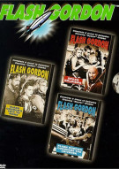 Flash Gordon Box: Space Soldiers/ Trip To Mars/ Conquers The Universe Movie