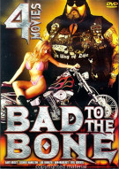 Bad To The Bone: 4-Movie Set Movie