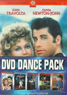 DVD Dance Pack Gift Set Movie