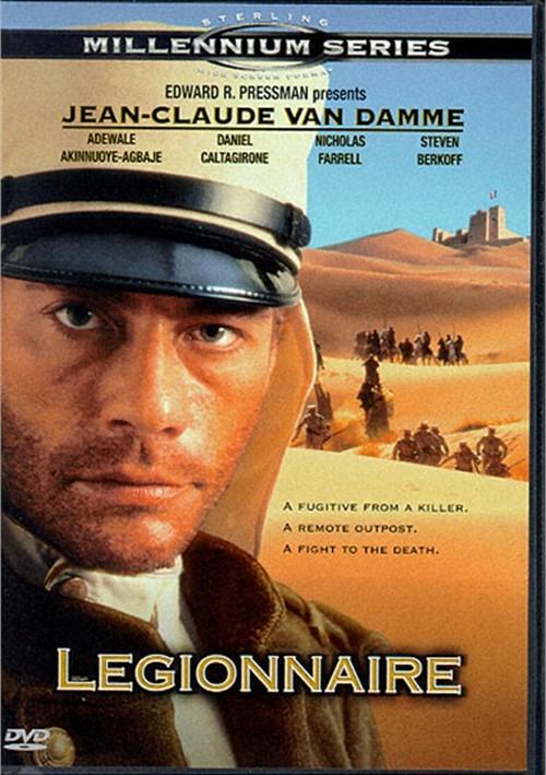 Legionnaire Movie