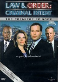 Law & Order: Criminal Intent - The Premiere Episode Movie