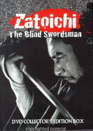 Zatoichi: The Blind Swordsman Box Set Movie