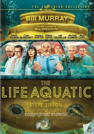 Life Aquatic With Steve Zissou, The: The Criterion Collection Movie