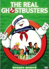 Real Ghostbusters, The: Spooky Spirits Movie