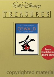 Adventures Of Oswald The Lucky Rabbit, The: Walt Disney Treasures Limited Edition Tin Movie