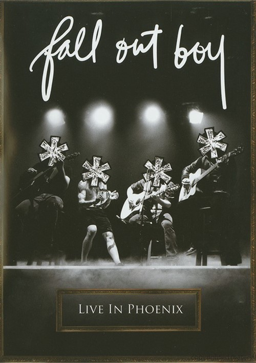 Fall Out Boy: Live In Phoenix Movie