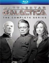 Battlestar Galactica (2004): The Complete Series Blu-ray
