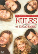 Rules Of Engagement: The Complete Third Season Movie