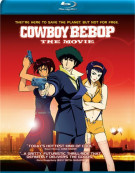 Cowboy Bebop: The Movie Blu-ray