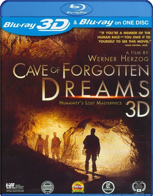 Cave Of Forgotten Dreams (Blu-ray 3D + Blu-ray) Blu-ray
