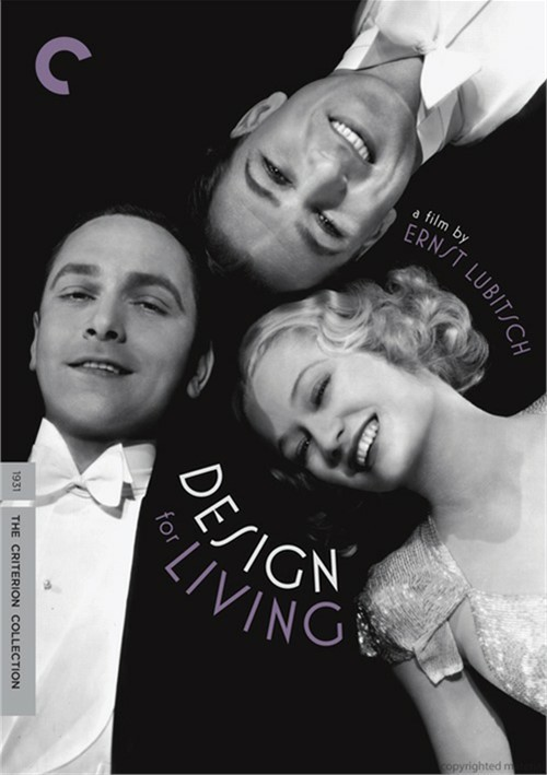Design For Living: The Criterion Collection Movie
