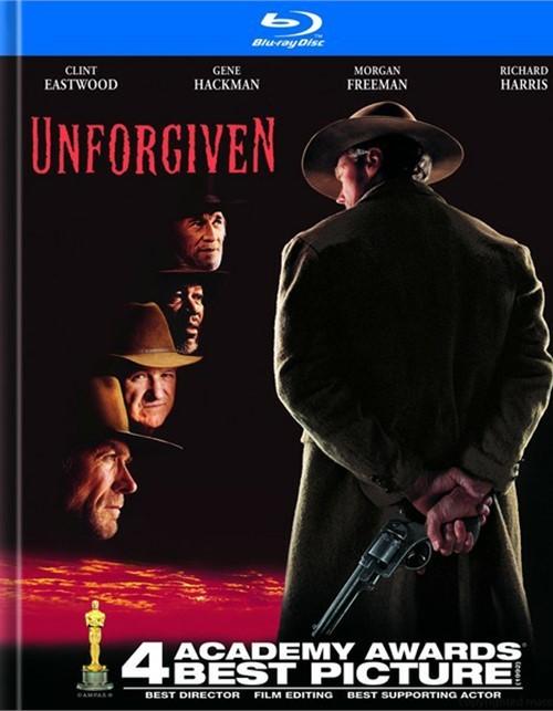 Unforgiven (Digibook) Blu-ray