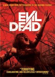 Evil Dead (DVD + Ultraviolet) Movie