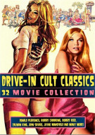 Drive-In Cult Classics: 32 Movie Collection Movie