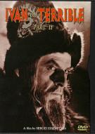 Ivan the Terrible: Part II Movie