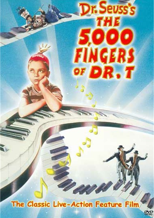 5,000 Fingers Of Dr. T, The Movie