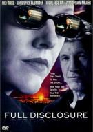 Full Disclosure Movie