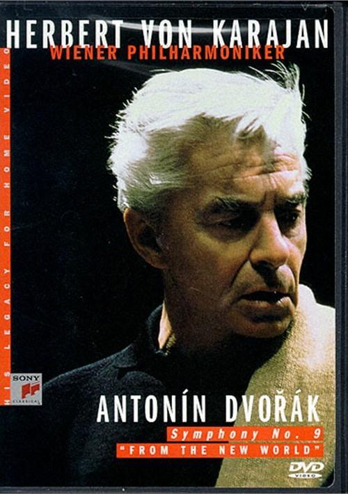 Karajan: Dvorak - Symphony 9: From The New World Movie