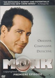 Monk: The Premiere Episode Movie