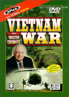 Vietnam War With Walter Cronkite (3 DVD Set) Movie