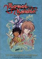 Rurouni Kenshin TV Series: Season Three Box Movie
