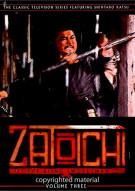 Zatoichi: TV Series Volume 3 Movie