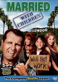Married With Children: The Complete Sixth Season Movie