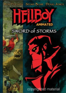 Hellboy Animated: Sword Of Storms Movie