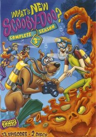 Whats New Scooby-Doo?: Complete Third Season Movie