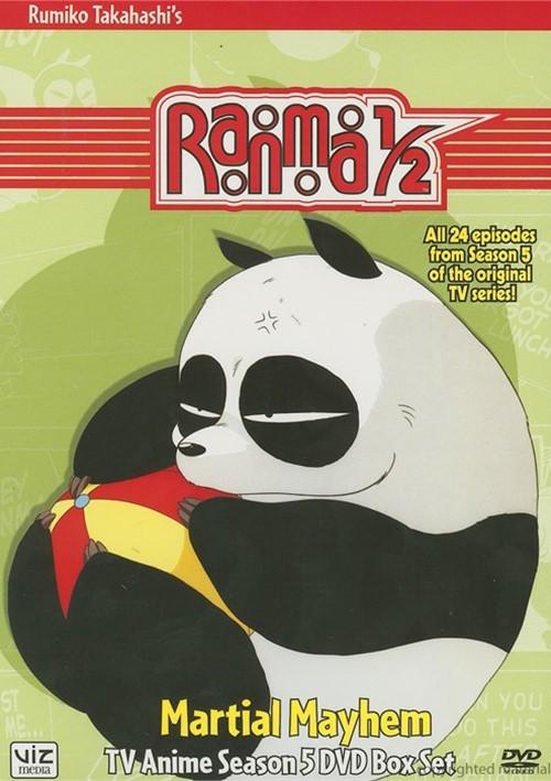 Ranma 1/2: Season 5 - Martial Mayhem Movie