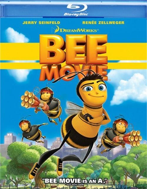 Bee Movie Blu-ray