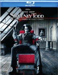 Sweeney Todd: The Demon Barber Of Fleet Street Blu-ray