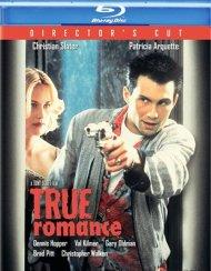 True Romance: Directors Cut Blu-ray