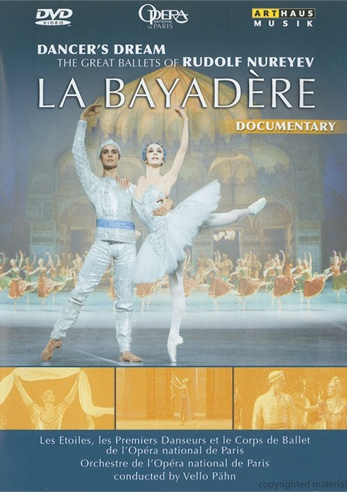 La Bayadere: Dancers Dream Movie