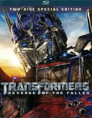 Transformers: Revenge Of The Fallen - 2 Disc Special Edition Blu-ray