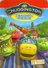 Chuggington: Chuggers To The Rescue Movie