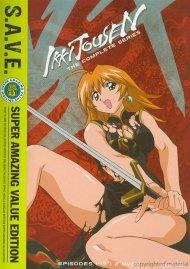 Ikki Tousen: The Complete Series  Movie