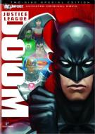 Justice League: Doom - Special Edition Movie