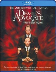 Devils Advocate, The: Unrated Directors Cut Blu-ray