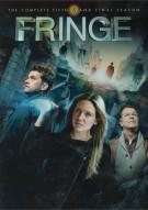 Fringe: The Complete Fifth Season Movie