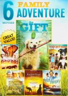 6 Movie Family Adventure: Volume Two Movie
