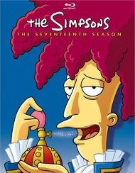 Simpsons, The: The Complete Seventeenth Season Blu-ray