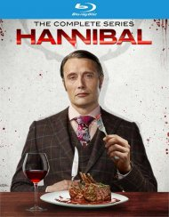 Hannibal: The Complete Seasons 1-3 (Blu-ray + UltraViolet) Blu-ray