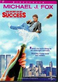 Secret Of My Success, The Movie