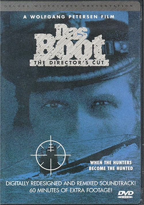 Das Boot: The Directors Cut Movie
